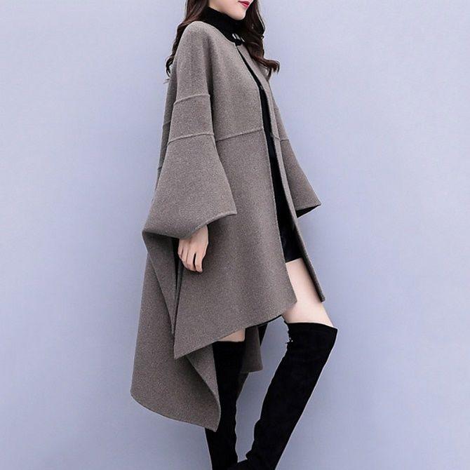 Как носить шерстяное пальто – модные идеи для весны 19