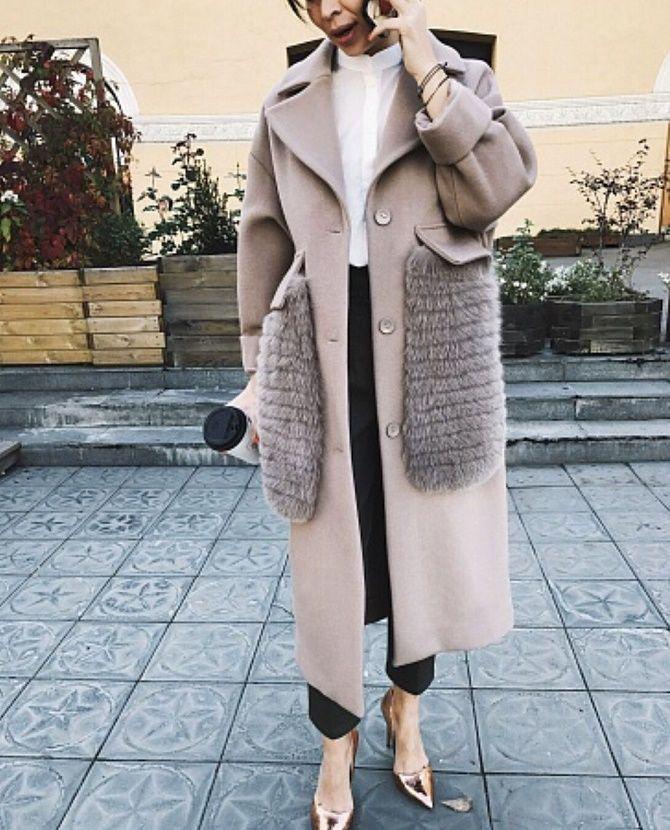 Как носить шерстяное пальто – модные идеи для весны 20