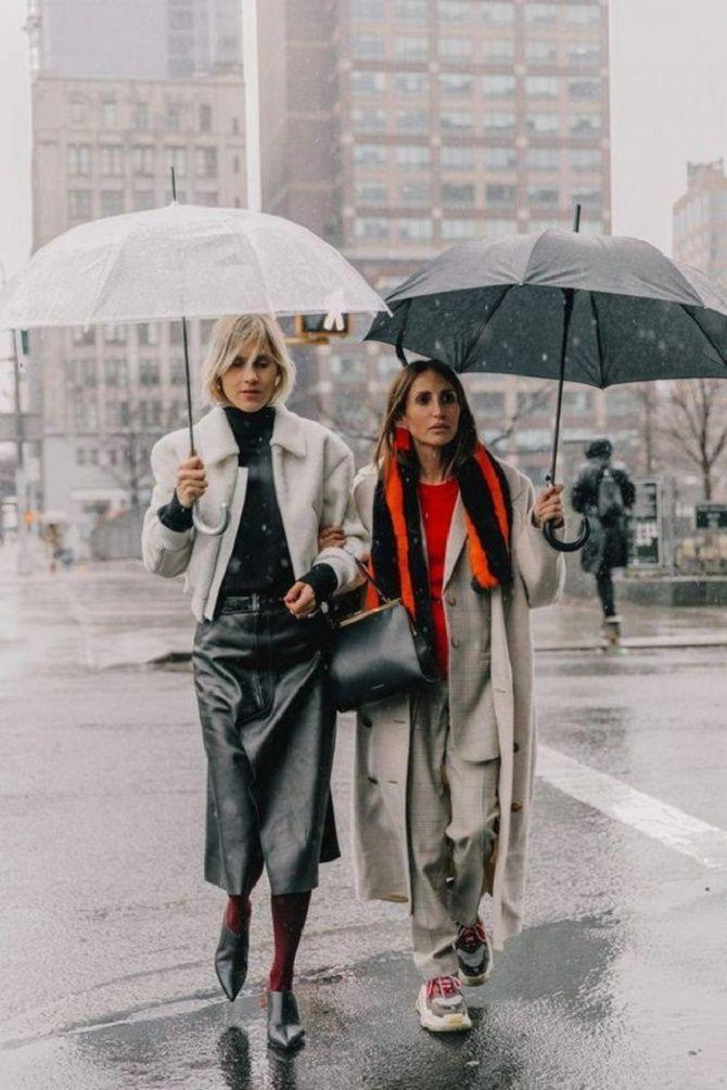 Як добре виглядати в дощову погоду навесні: 5 кращих образів 12