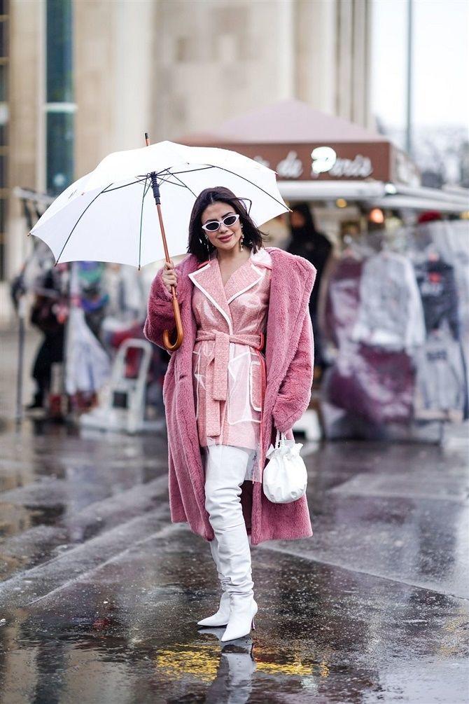 Як добре виглядати в дощову погоду навесні: 5 кращих образів 13