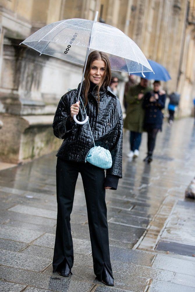 Як добре виглядати в дощову погоду навесні: 5 кращих образів 14