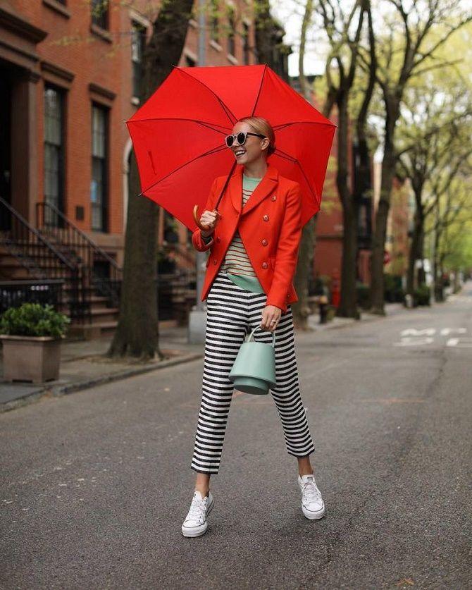Як добре виглядати в дощову погоду навесні: 5 кращих образів 21