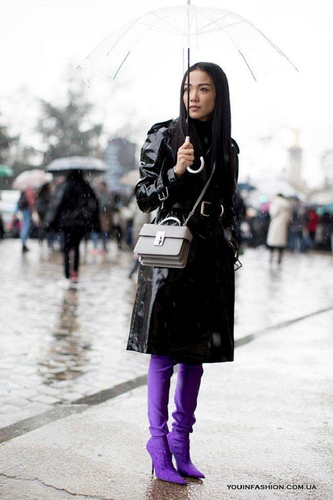 Як добре виглядати в дощову погоду навесні: 5 кращих образів 10
