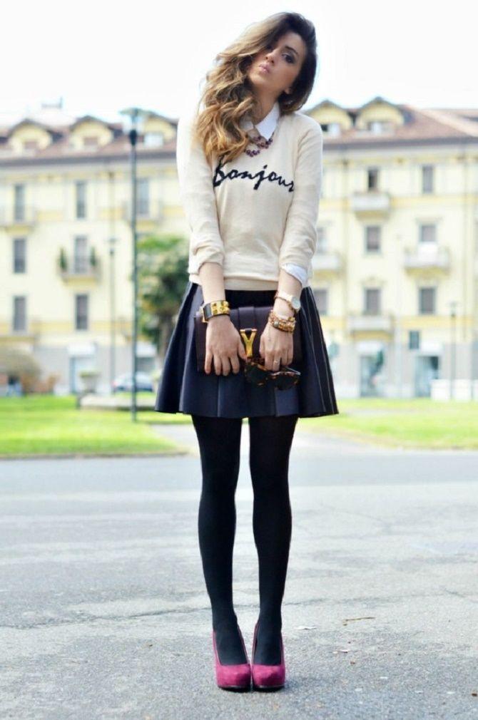 Одягнися як школярка: стиль препп повертається в моду 12