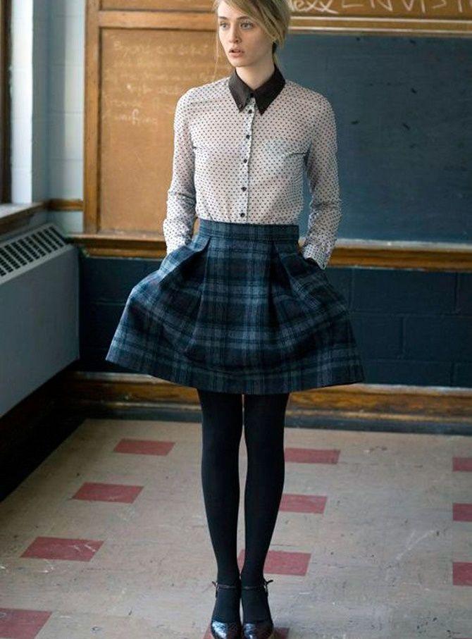Одягнися як школярка: стиль препп повертається в моду 15