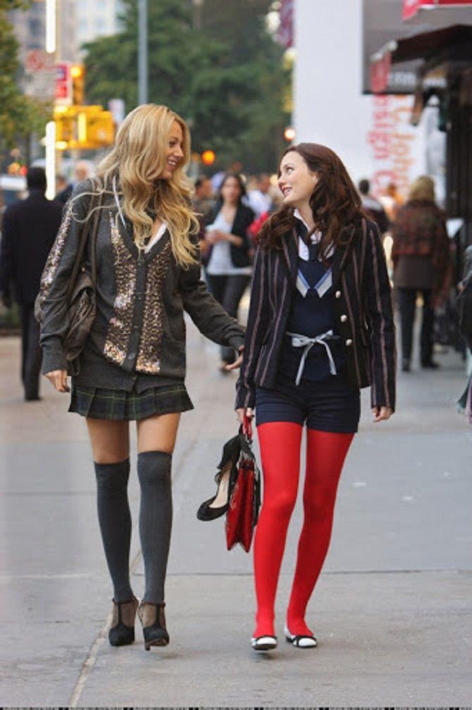 Одягнися як школярка: стиль препп повертається в моду 16