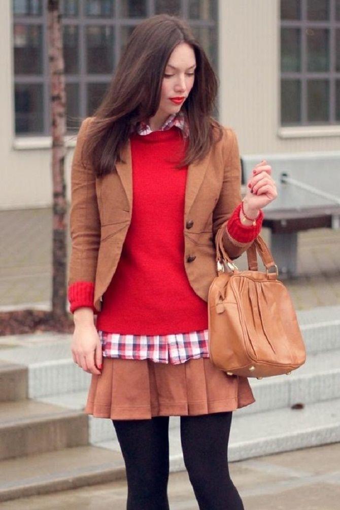Одягнися як школярка: стиль препп повертається в моду 17