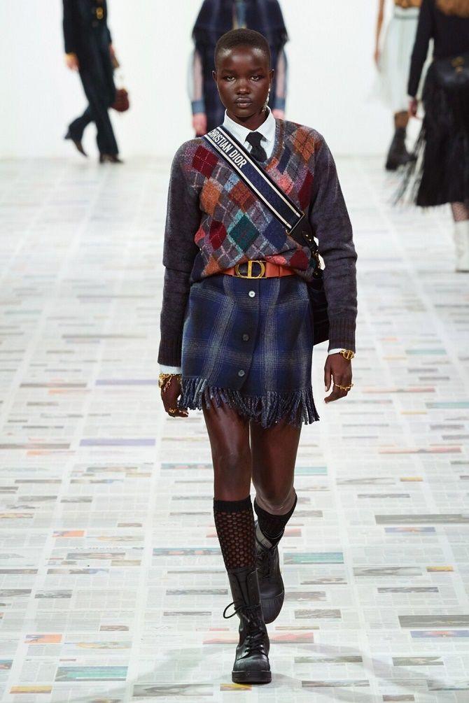 Одягнися як школярка: стиль препп повертається в моду 19