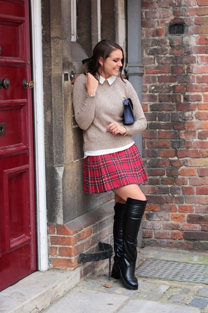Одягнися як школярка: стиль препп повертається в моду 21