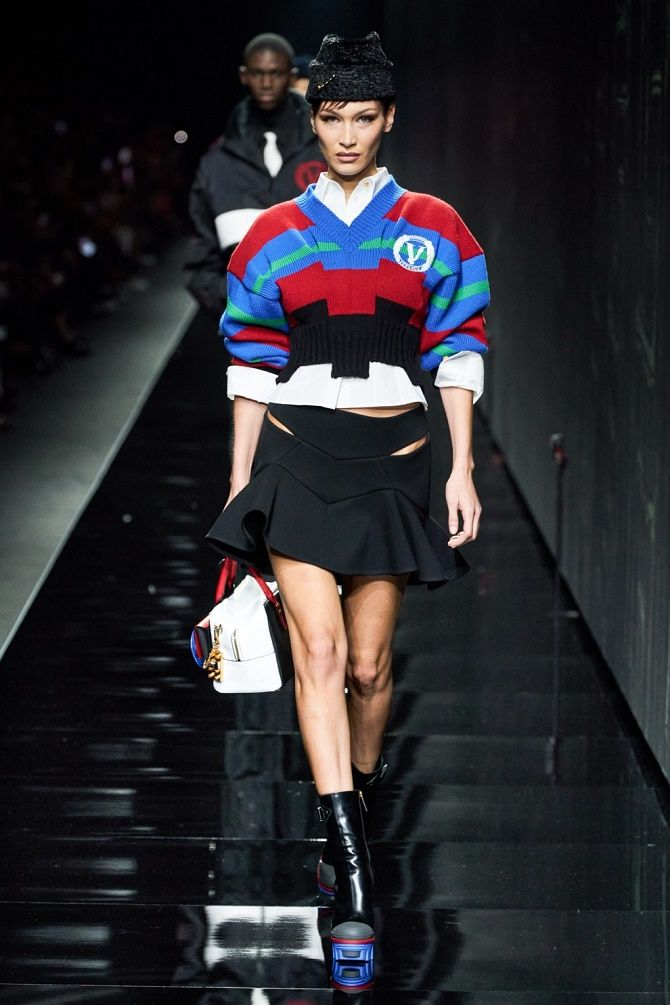 Одягнися як школярка: стиль препп повертається в моду 22