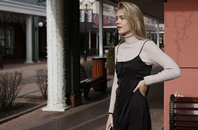 Шелковое платье – как носить самый модный тренд будущего сезона? 11