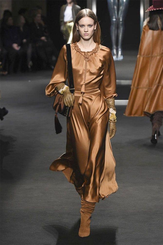 Шелковое платье – как носить самый модный тренд будущего сезона? 12