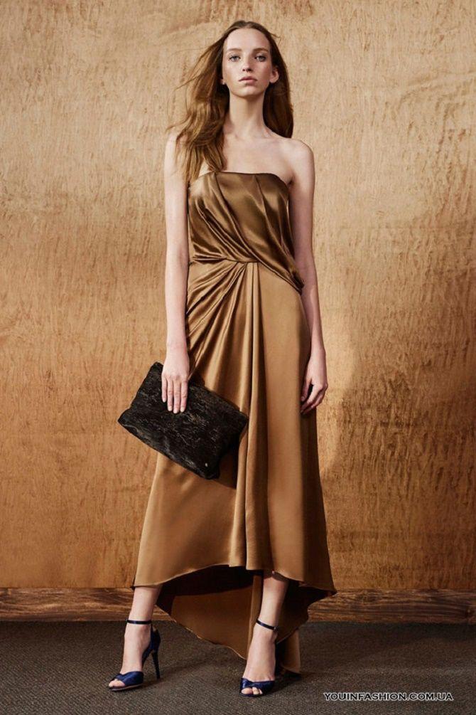 Шелковое платье – как носить самый модный тренд будущего сезона? 19