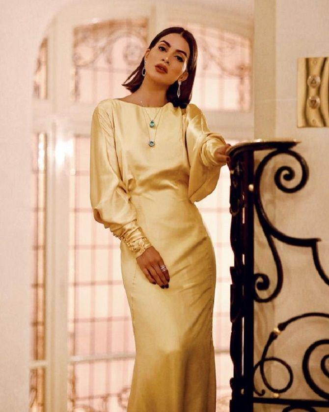 Шелковое платье – как носить самый модный тренд будущего сезона? 20
