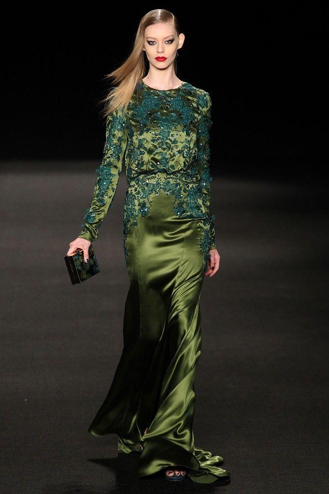 Шелковое платье – как носить самый модный тренд будущего сезона? 21