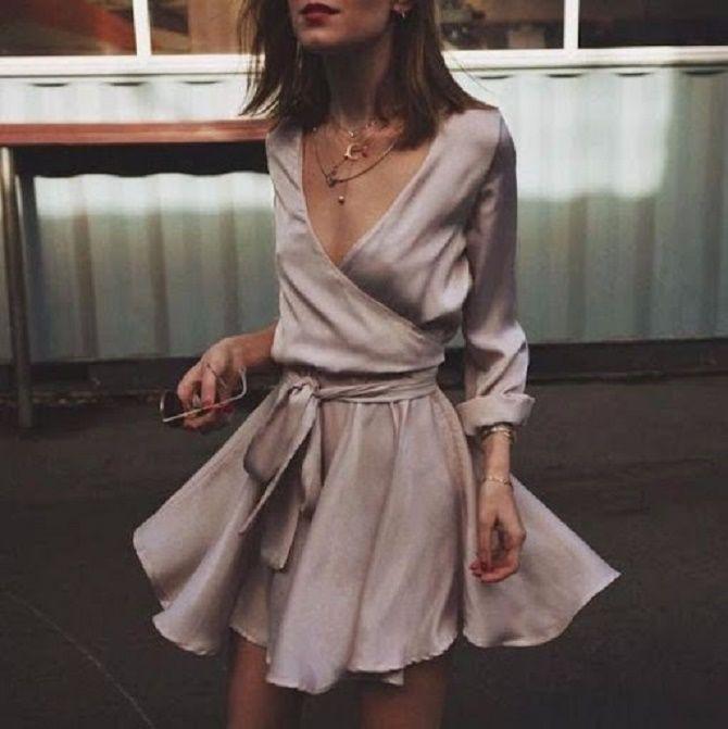 Шелковое платье – как носить самый модный тренд будущего сезона? 23