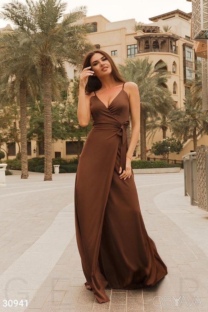 Шелковое платье – как носить самый модный тренд будущего сезона? 6