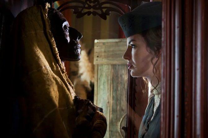 Забинтованное зло: лучшие фильмы про мумий 5