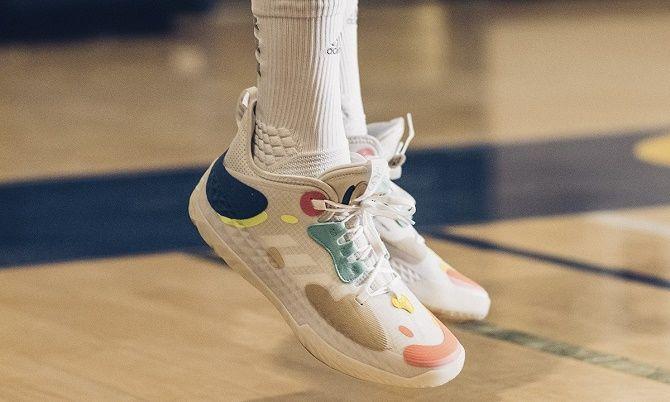 Модные кроссовки для баскетбола: самые стильные спортивные модели 3