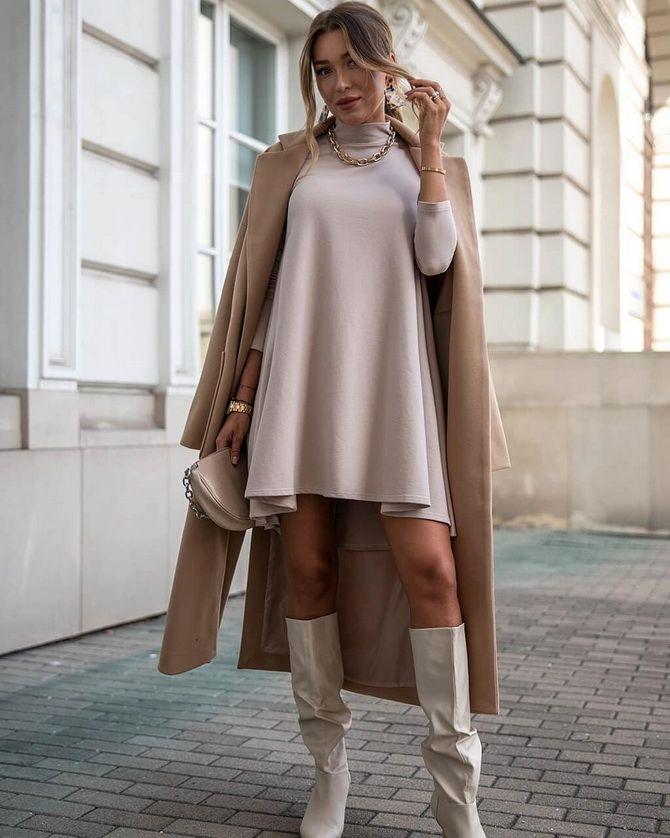 Платье-балахон: как носить и кому подойдет 14