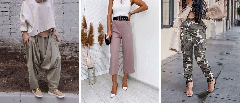 Модели брюк, которые не идут никому: чего лучше избегать