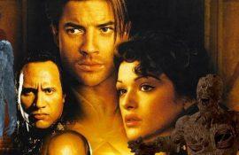 Забинтованное зло: лучшие фильмы про мумий