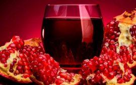 Гранатовий сік: в чому користь і як пити?