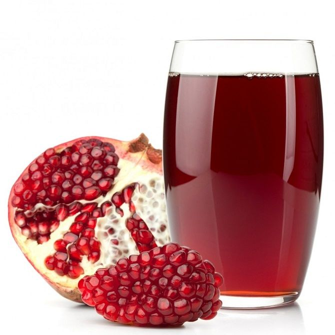 Гранатовый сок: в чем польза и как пить? 2
