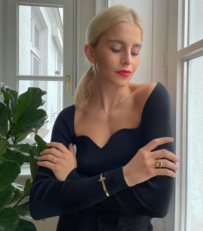 Как визуально удлинить короткую шею с помощью правильной одежды и аксессуаров 6