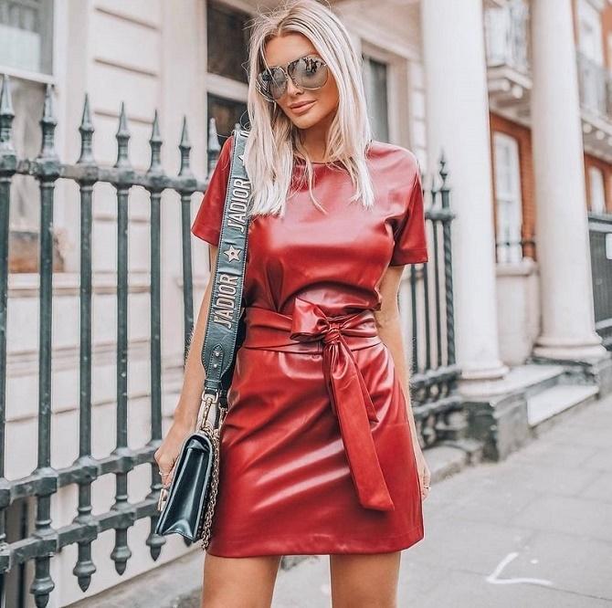 Самые модные способы использовать в гардеробе кожаные вещи – с чем их сочетать? 2