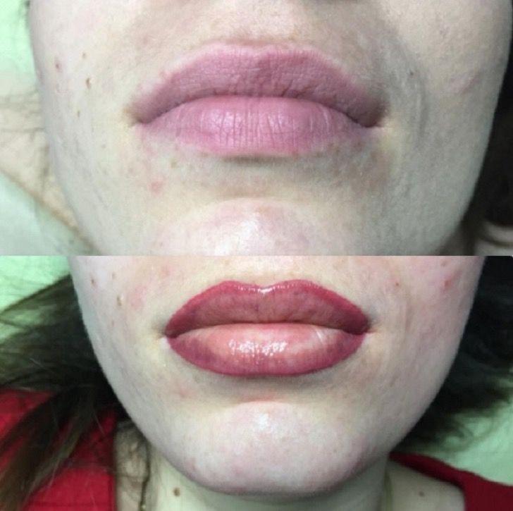 Топ-ошибки в макияже губ, которые делают все 8