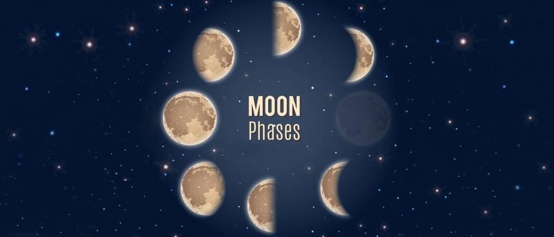 Фазы Луны: как использовать лунные циклы для исполнения желаний