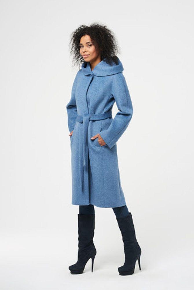 Как носить шерстяное пальто – модные идеи для весны 2