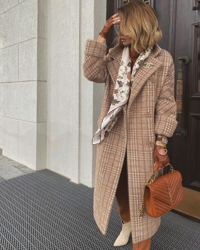 Как носить шерстяное пальто – модные идеи для весны 3