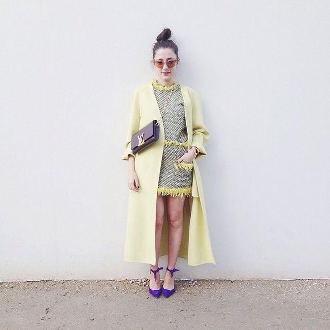 Найстильніші поєднання одягу в пастельних відтінках на 2021 рік 8