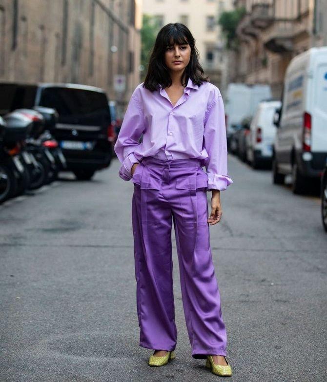 Найстильніші поєднання одягу в пастельних відтінках на 2021 рік 5