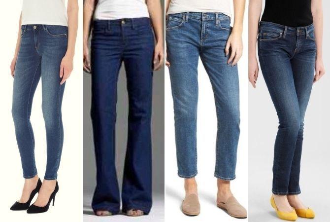 Как носить женский пиджак с джинсами — модные идеи 1