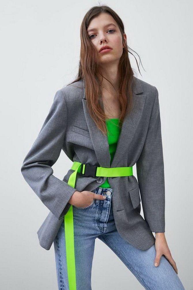 Як носити жіночий піджак з джинсами – модні ідеї 7