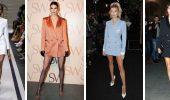 Модное платье-пиджак: лучшие образы, кому стоит носить