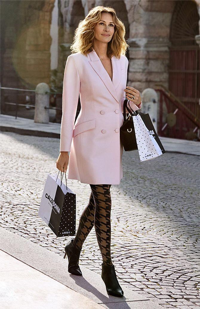 Модна сукня-піджак: кращі образи, кому варто носити 9