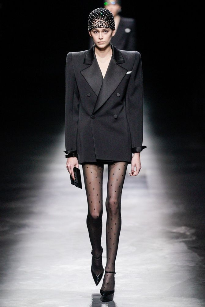 Модна сукня-піджак: кращі образи, кому варто носити 8