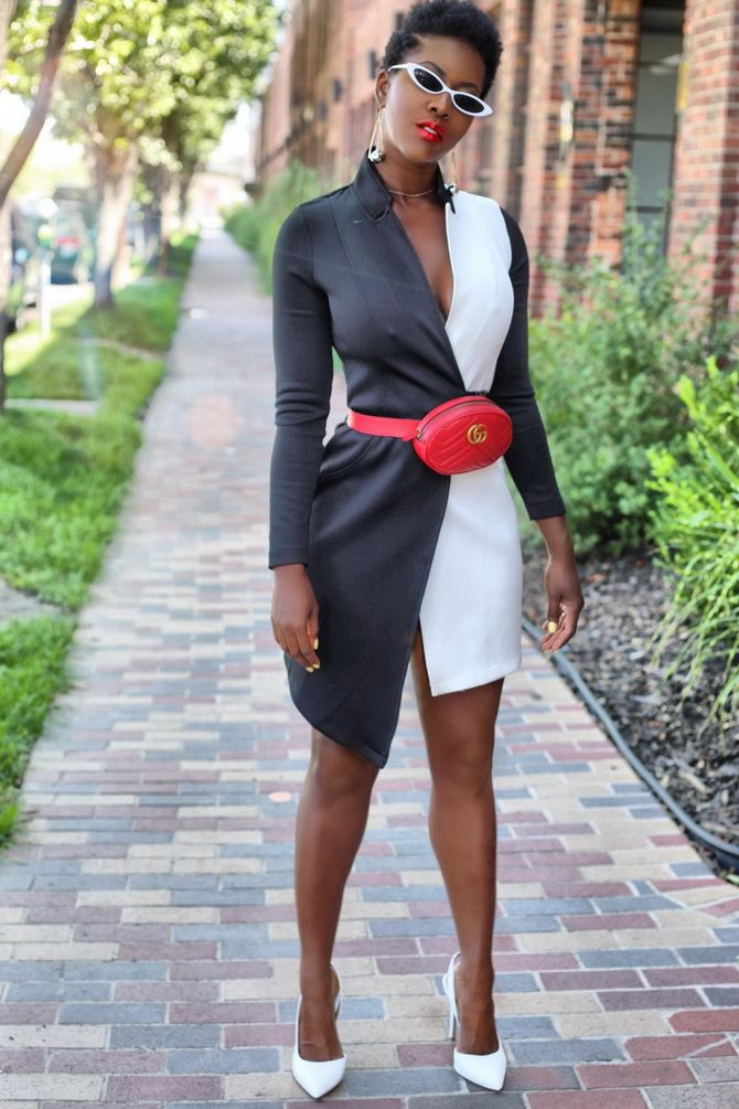 Модна сукня-піджак: кращі образи, кому варто носити 1
