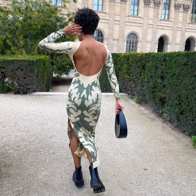 Наймодніші сукні з відкритою спиною 2021 27