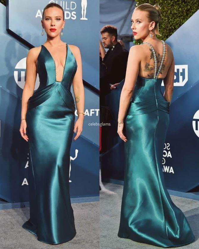 Наймодніші сукні з відкритою спиною 2021 8