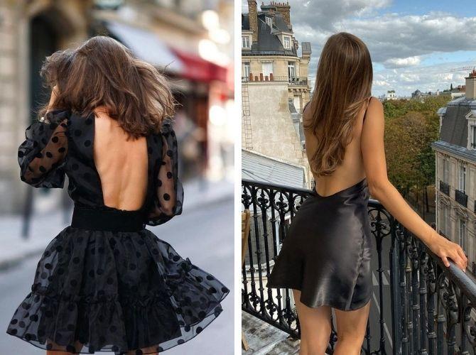 Наймодніші сукні з відкритою спиною 2021 13