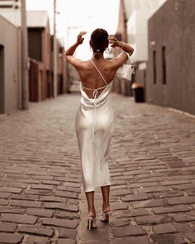 Наймодніші сукні з відкритою спиною 2021 1