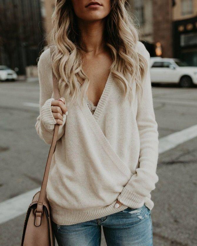 Как скрыть широкие плечи с помощью одежды – советы стилистов 3