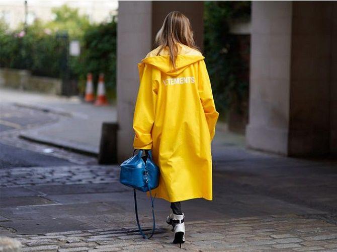 Як добре виглядати в дощову погоду навесні: 5 кращих образів 1