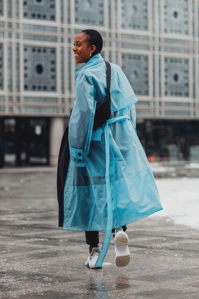 Як добре виглядати в дощову погоду навесні: 5 кращих образів 5