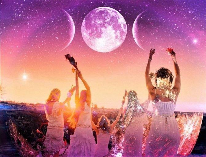 Полнолуние в апреле: Суперлуние и Розовая луна 2021 3